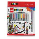 India Desire : Buy Cello Marky Permanent Marker, Pack of 8 at Rs. 81 from Amazon [Regular Price Rs 130]