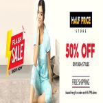 India Desire : Clovia Flash Sale: Flat 50% Off On 1500+ Styles Womens Garments + Free Shipping [Half Price Store]