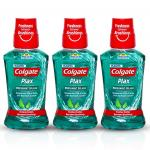 India Desire : Buy Colgate Plax Fresh Mint Mouthwash, 250ml (Pack of 3) at Rs. 241 from Amazon [MRP Rs 360]