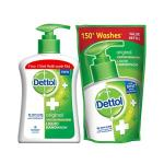 India Desire : Buy Dettol Liquid Hand wash, Original - 750 ml At Rs 99 From Amazon [Regular Price Rs 149]