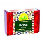 India Desire : Buy Divine India Premium Rose Soap for Gentle and Soft Skin With Essential Oil, 200g at Rs. 99 from Amazon [Regular Price Rs 249]