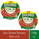 India Desire : Buy Dolmio Pasta Sauce Sundried Tomato,Stir in (Pack of 2), 2 * 150gm at Rs. 149 from Amazon
