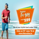 India Desire : FBB Online Fashion Offer : Get Rs 100 Off On Rs 300 Shopping Via FBB Online