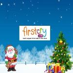 India Desire : FirstCry Christmas Offers: Get Upto 90% Off Sitewide On 18th & 19th December 2015
