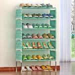 India Desire : Get Upto 73% Off On FurnCentral Metal Shoe Stand(6 Shelves) From Rs. 494 At Flipkart
