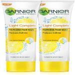 India Desire : Buy Garnier Skin Naturals Light Complete Fairness Face Wash(200 g) at Rs. 210 from Flipkart