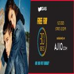 India Desire : Ajio Flash Sale: Get Gas Brand Clothing Free For 30 Second [Live @12:30 PM, 15th July]