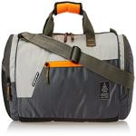 India Desire : Buy Gear Polyester 38 cms Grey Travel Duffle (DUFCRSTNG0406) at Rs. 532 from Amazon [Regular Price Rs 650]