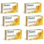 India Desire : Buy Himalaya Herbals Honey and Cream Soap, 125g (Pack of 6) at Rs. 171 From Amazon [Regular Price Rs 264]