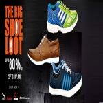 India Desire : HomeShop18 Big Shoe Loot Between 22 June To 24 June 2015