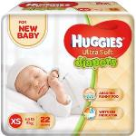 India Desire : Buy Huggies Ultra Soft Diaper - XS  (20 Pieces) From Rs. 77 At Flipkart