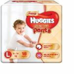 India Desire : Buy Huggies Ultra Soft XS Size Diaper Pants (20 Count) From Rs. 99 At Amazon [Selling Price Rs 220]