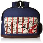 India Desire : Buy Kanvas Katha Canvas Navy Blue Casual Backpack at Rs 197 from Amazon [MRP Rs 999]