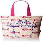 India Desire : Buy Kanvas Katha Women's Zipped Fashion Canvas Tote At Rs. 99 from Amazon [Flat 62% Off]