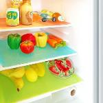 India Desire : Buy Kuber Industries™ PVC Refrigerator Drawer Mats Set of 6 Pcs Multi Color at Rs. 279 from Amazon