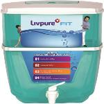 India Desire : Buy Livpure LIVPURE FIT 17 L Gravity Based Water Purifier (Sea Green) at Rs. 999 from Flipkart [Regular Price Rs 1299]