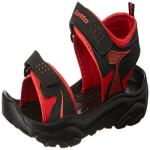 India Desire : Buy Lotto Men's Black/Red Sandals and Floaters At Rs. 279 from Amazon [MRP Rs 699]