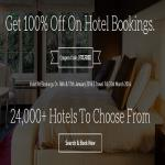 India Desire : MakeMyTrip HTLFREE: 100% Off On Hotels
