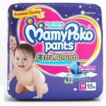 India Desire : Buy MamyPoko Pants Diapers - M at Rs. 195 from Flipkart [Selling Price Rs 699]