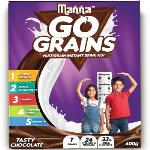India Desire : Buy Manna Go Grains Nutrition Drink(400 g, Chocolate Flavored) at Rs. 99 from Flipkart [Regular Price Rs 254]