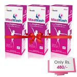 India Desire : Buy MissWash Expert Intimate Hygiene Wash - 100 ml (Pack of 3) at Rs. 199 from Amazon