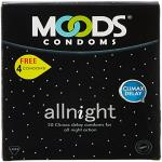 India Desire : Buy Moods All Night Climax Delay - 12 Condoms (Pack of 2) at Rs. 100 from Amazon [MRP Rs 200]