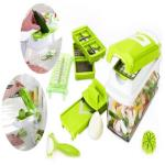 India Desire : Multi Vegetable & Fruit Chopper 14 Pc. At Just Rs. 276 Only From Groupon