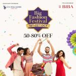 India Desire : Myntra Big Fashion Festival Sale Offers [16th-22nd Oct 2020]: Get Upto 80% Off + Extra 10% Off With ICICI Bank Cards