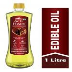India Desire : Buy Nature Fresh ActiHeart Edible Oil 1Lt Bottle at Rs. 99 from Amazon [Selling Price Rs 175]
