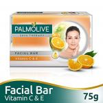 India Desire : Buy Palmolive Skin Therapy Facial Bar Soap with Vitamin C and E - 75g at Rs. 38 from Amazon
