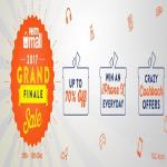 India Desire : Paytmmall Grand Finale Sale 2017: Get Upto 70% Off + Crazy Cashback On Various Products [13th-15th Dec]