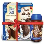 India Desire : Buy Pillsbury Choco Idli Cake & Cooker Cake mix chocolate (Combo) At Rs 80 From Snapdeal [MRP Rs 175]