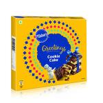 India Desire : Buy Pillsbury Cookie Cake Greeting Pack, 276g (12 Single Packs Inside) at Rs. 120 from Amazon [Selling Price Rs 150]