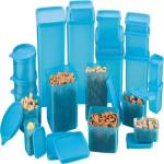 India Desire : Buy MasterCook Polypropylene Multi-purpose Storage Container Pack of 21, Blue At Rs 299 From Flipkart
