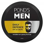 India Desire : Buy Ponds Men Daily Defence SPF 30 Face Crème, 55 g at Rs. 82 from Amazon [Regular Price Rs 132]