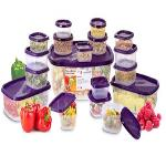 India Desire : Buy Princeware  Food Storage 18-Piece Container Set At Rs.241 Only From Groupon