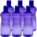 India Desire : Buy Princeware Aster Pet Fridge Bottle Set, 500 ml Set of 6, Violet At Rs. 120 From Amazon