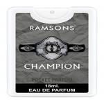 India Desire : Buy Ramsons Champion EDP Pocket Perfume, 18 ml at Rs. 39 from Amazon [MRP Rs 66]