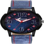 India Desire : Buy Rich Club RC-4075 Master~Blue Denim Analog Watch  - For Boys at Rs. 129 from Flipkart