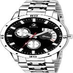 India Desire : Buy Rizzly Stylish Chronograph Pattern Watch  - For Men at Rs. 99 from Flipkart