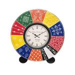 India Desire : Buy RoyalsCart Analog Table Clock,multicolor at Rs. 289 from Amazon