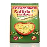India Desire : Buy Saffola Masala Oats Veggie Twist, 400g at Rs. 15 from Amazon [Selling Price 130]