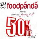 India Desire : Foodpanda Offer: Get 50% Off On Order From Foodpanda-FOODIE50