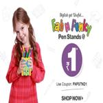 India Desire : Fab n Funky Pen Stands At Rs. 1 Offer: Get Fab n Funky Pen Stands At Rs. 1 Only- MAY1PNST