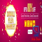India Desire : Shopclues Diwali Flea Market Offers : Up To 80% Off Sale