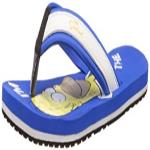 India Desire : Buy Simpsons Men's Royal Blue Flip-Flops and House Slippers at Rs. 134 from Amazon [Regular Price 274]