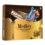 India Desire : Buy Snickers Medley Assorted Chocolate Gift Pack, 137.6 gm at Rs. 123 from Amazon [MRP Rs 150]
