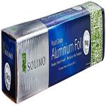 India Desire : Buy Solimo Aluminium Foil - 1 kg (18 Microns) at Rs. 475 from Amazon
