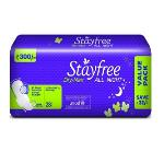 India Desire : Buy Stayfree Dry Max All Nights 28 Count At Rs 225 From Amazon