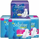 India Desire : Buy Stayfree Secure Ultra Thin XL Wings Sanitary Pad(Pack of 37) at Rs. 156 from Flipkart